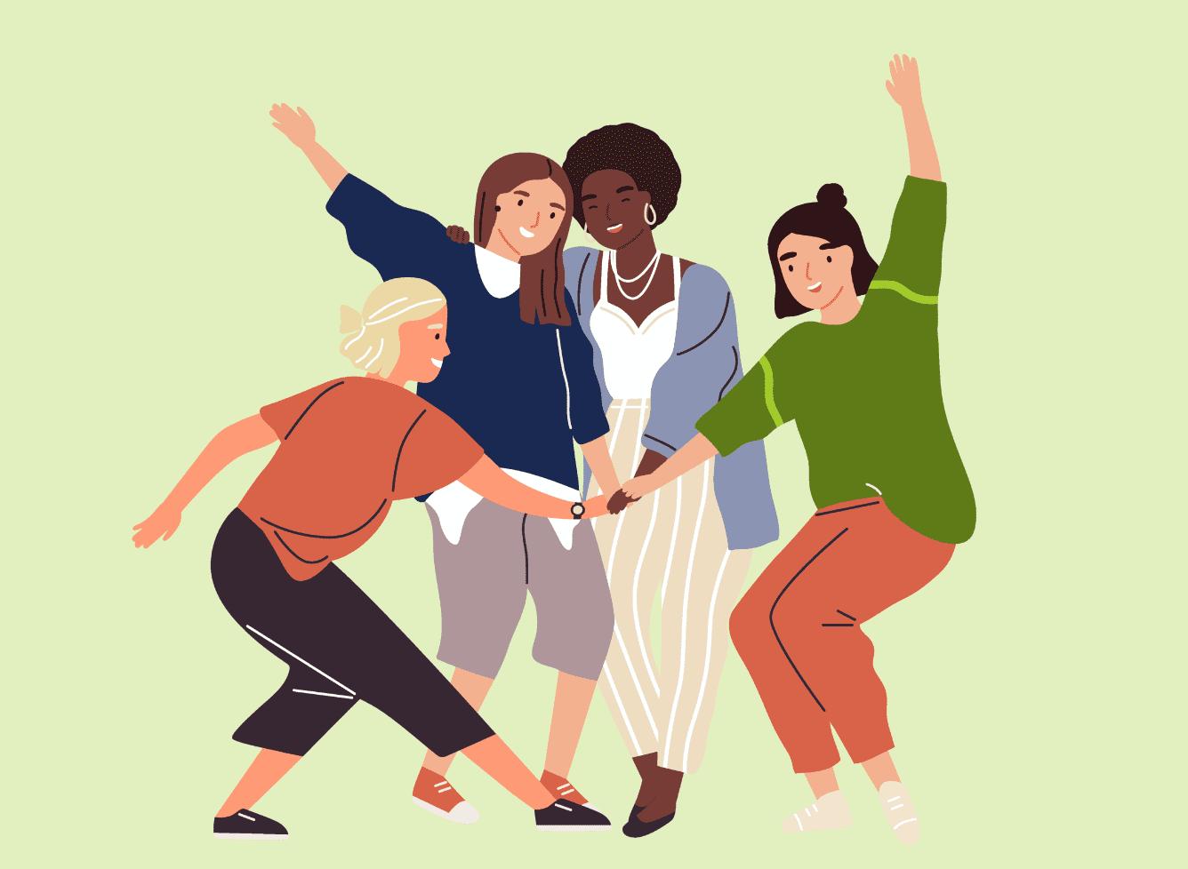 女性活動支援